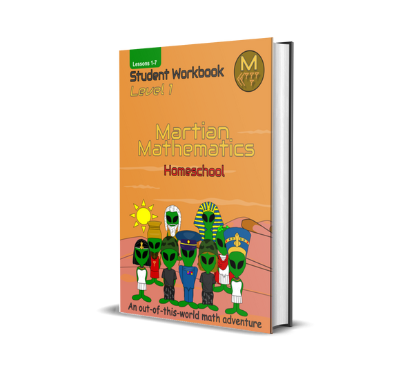 Level 1 Student Workbook, Lessons 1-7
