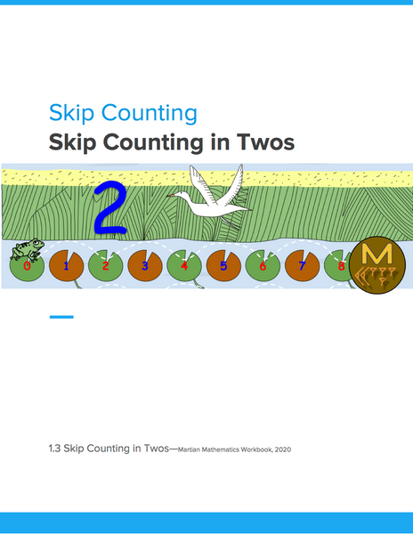 Skip Counting in Twos