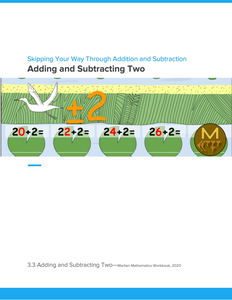 Adding and Subtracting Two