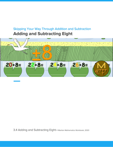 Adding and Subtracting Eight