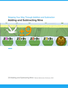 Adding and Subtracting Nine