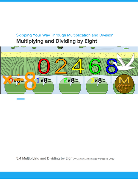 Multiplying and Dividing by Eight