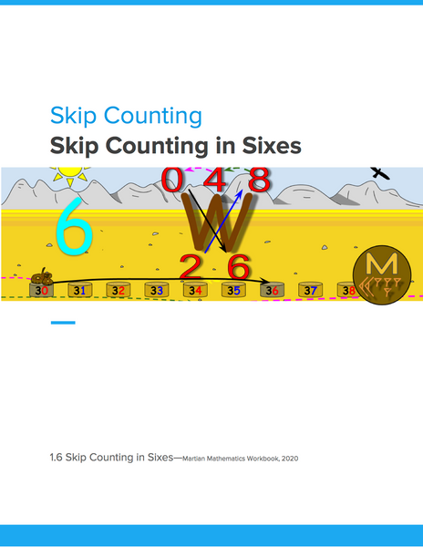 Skip Counting in Sixes