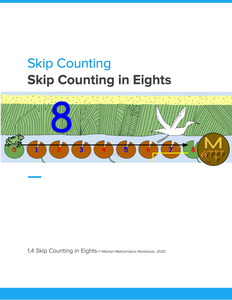 Skip Counting in Eights