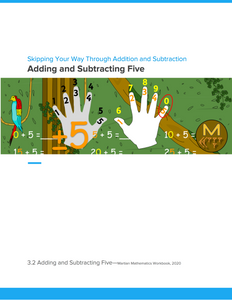 Adding and Subtracting Five