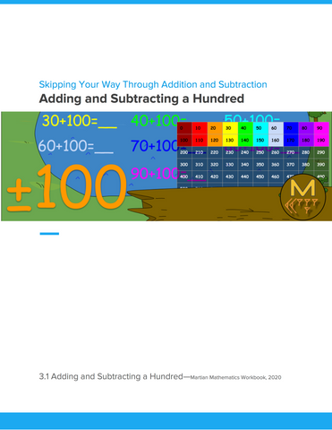 Adding and Subtracting a Hundred