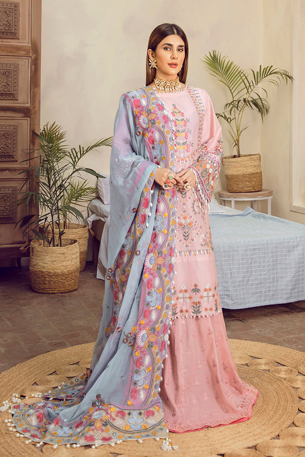 Maryum Hussain Online Dimpl Festive Lawn 2020