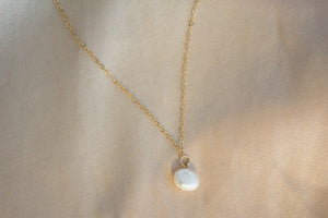 Pearly to the Party Necklace