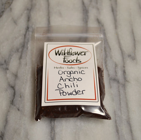 Organic Ancho Chili Powder