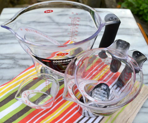 OXO Good Grips Angled Measuring Cups