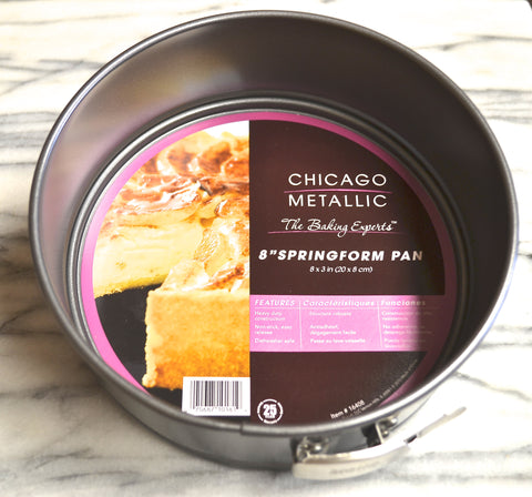 Springform Pans By Chicago Metallic