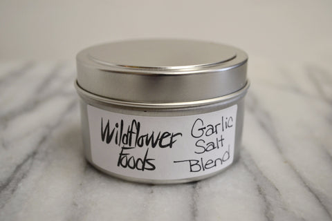 Wildflower Foods Garlic Salt Blend