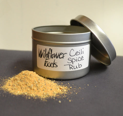 Wildflower Foods Ceili Spice Blend For Meats, Fish, And Beyond