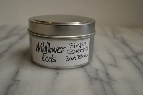 Wildflower Foods Simple Essential Salt Blend