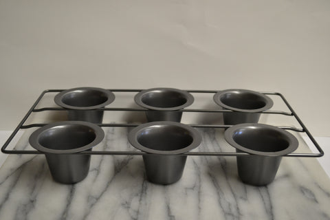 6 Cup Popover Pan by Chicago Metallic