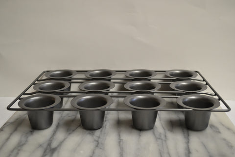 12 Cup Popover Pan by Chicago Metallic