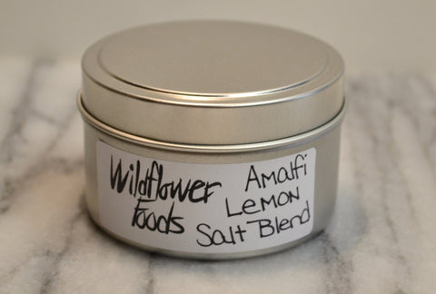 Wildflower Foods Amalfi Lemon Salt Blend