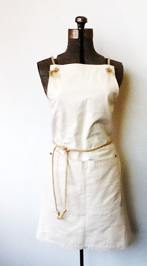 The Work Apron By Glenn Michael