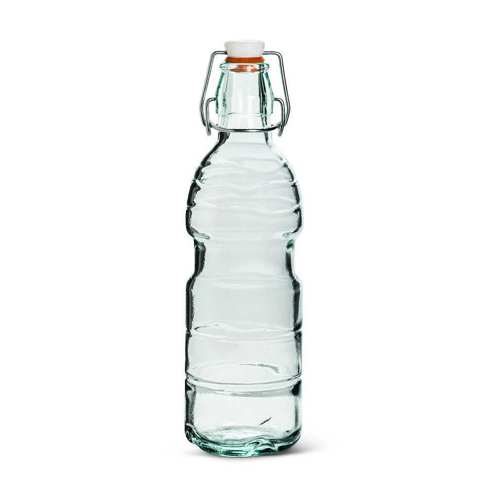 Classic bottle with pop off top