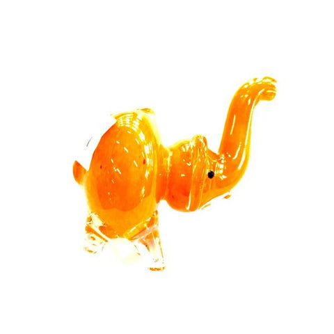 4'' Small Animal Design Glass Pipe - CCP-211