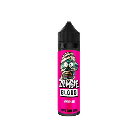 Zombie Blood 0mg 50ml Shortfill (50VG/50PG)