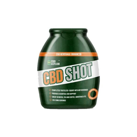 CBD Asylum Shot Enhancer 300mg CBD 60ml