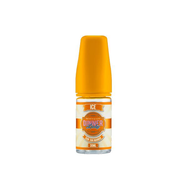 Dinner Lady Flavour Concentrates 0mg 30ml