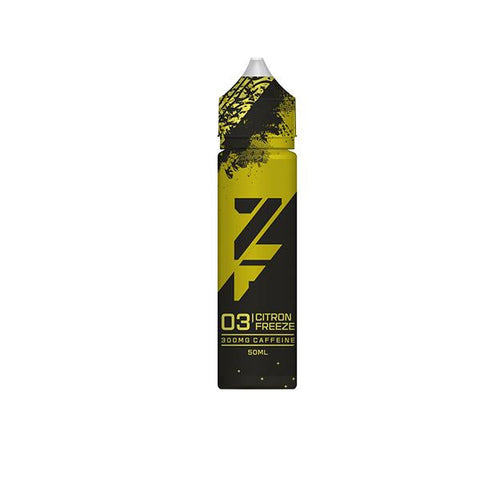 Zap! Juice Z Fuel 0mg 50ml Shortfill (Caffeine Infused E-liquid & Free ZAP 18mg Nic Salt)