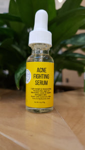 Acne Fighting Serum
