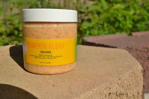 Pumpkin Sugar Body Scrub