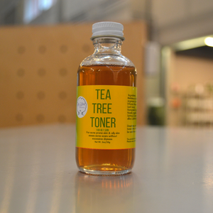 Tea tree Toner for oily skin