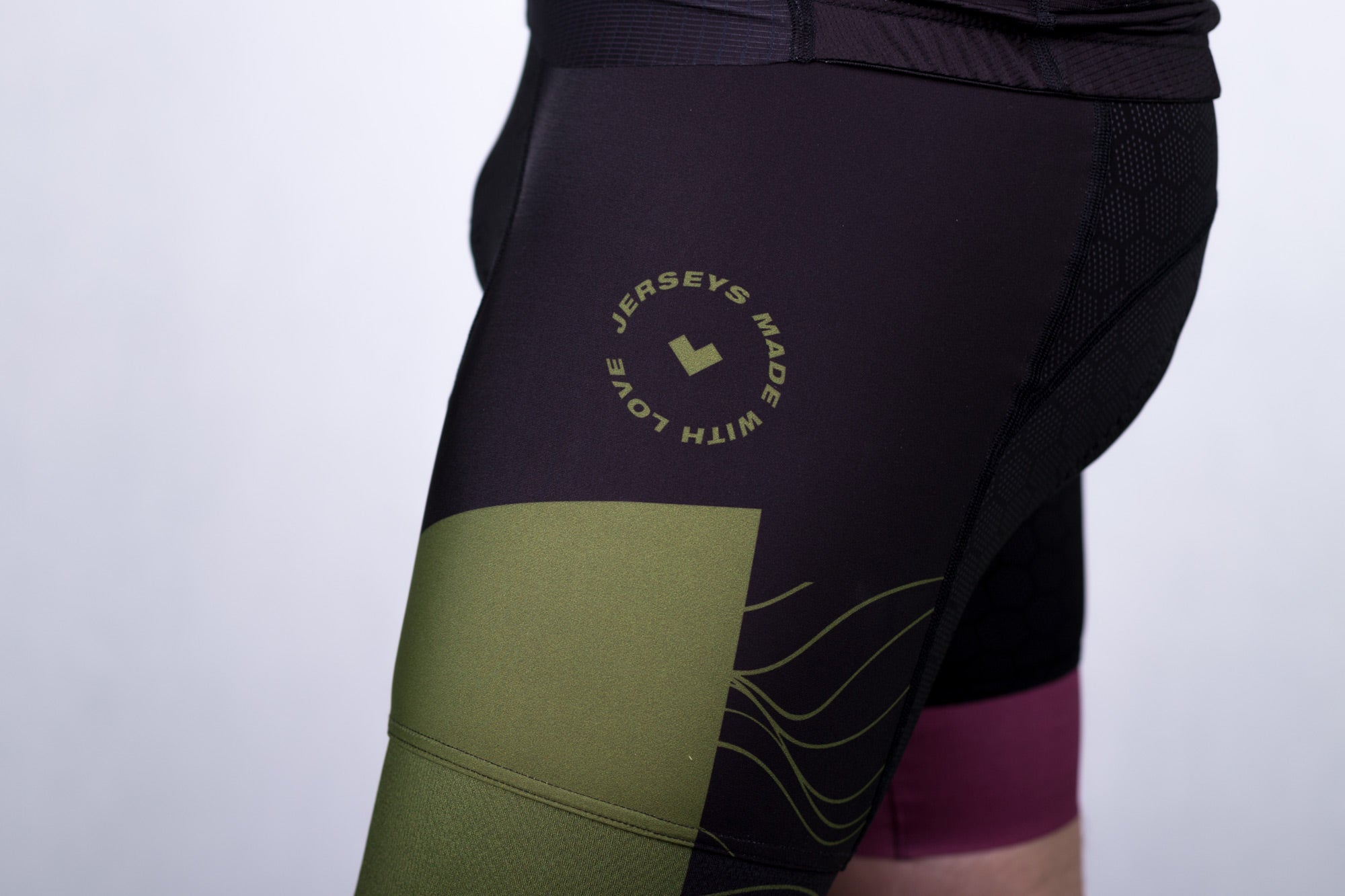 JML Contour Shorts - Jerseys Made with Love