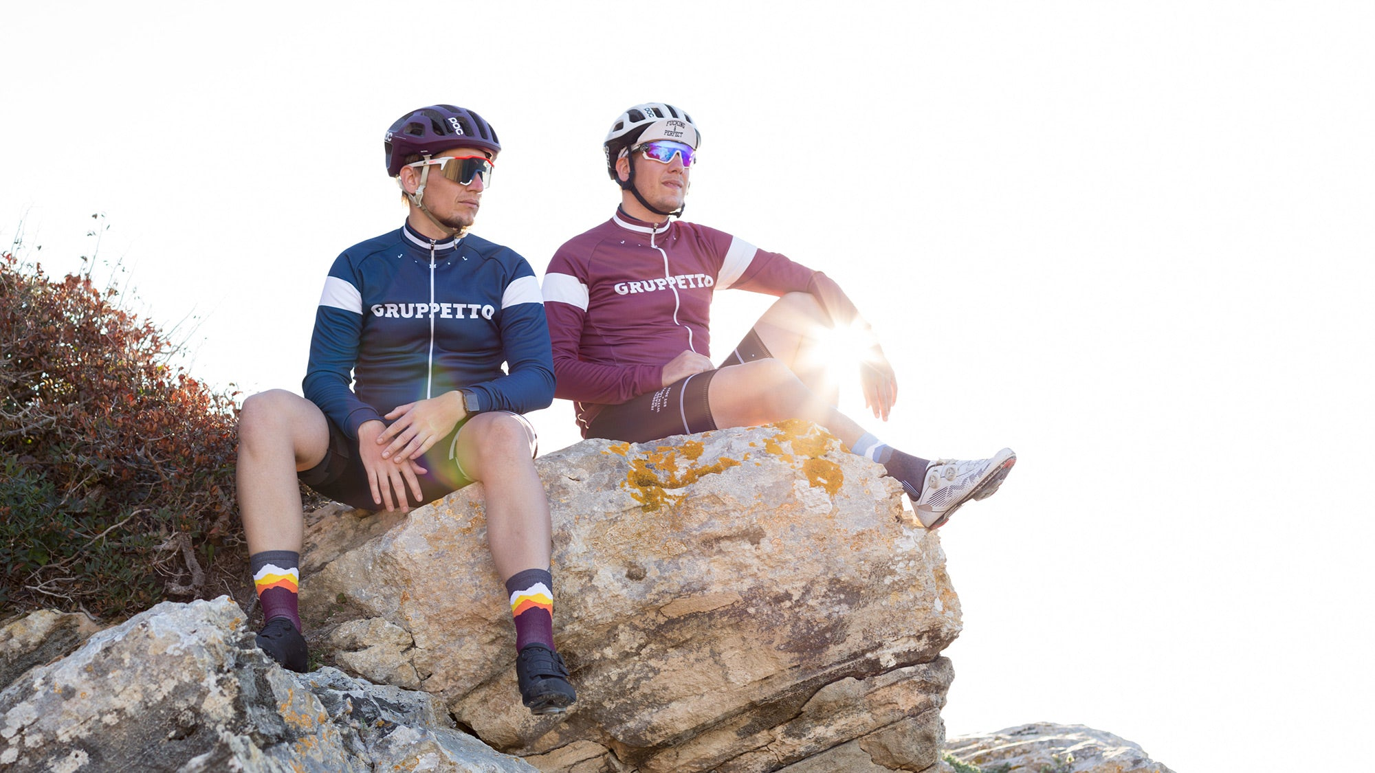 JML Gruppetto Long Jersey - Navy - Jerseys Made with Love