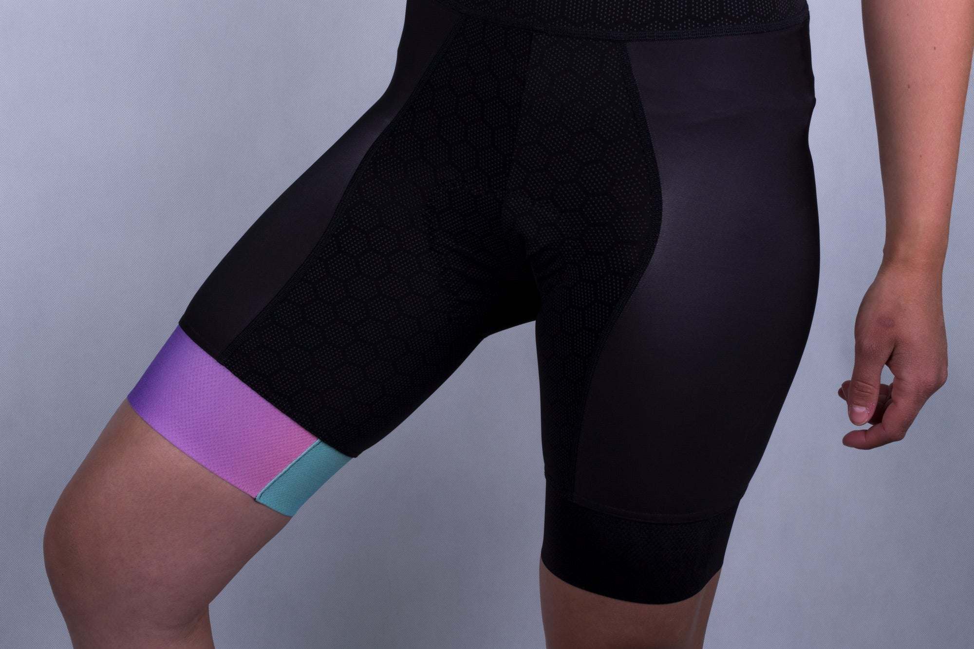 JML Neon Bib Shorts WMN - Jerseys Made with Love
