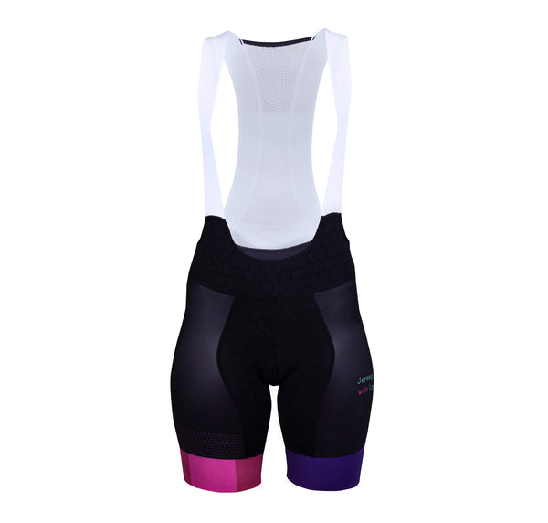 JML Dottie Bib Shorts WMN - Jerseys Made with Love