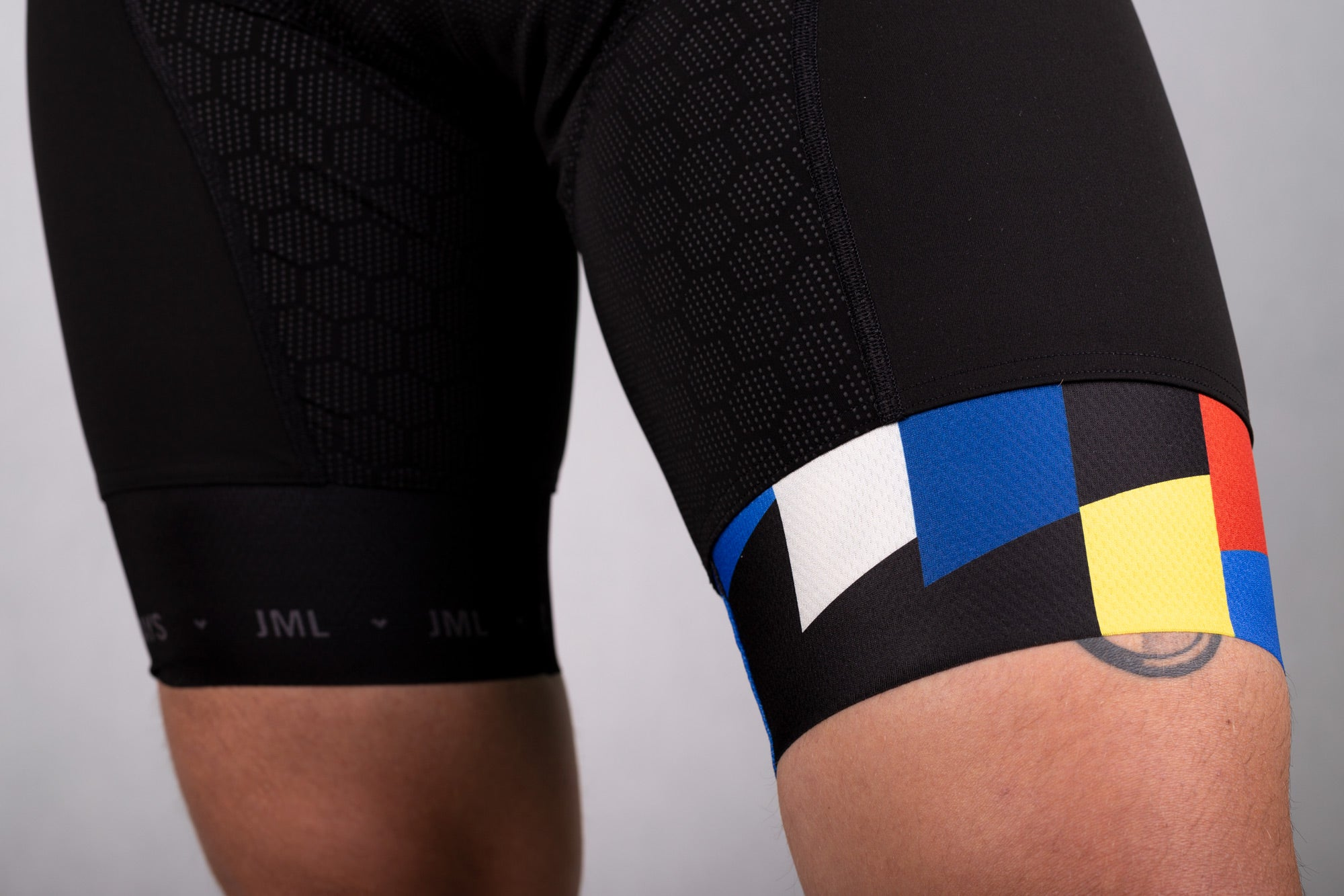 JML Shapes 2.0 Bib Shorts - Jerseys Made with Love