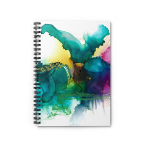 Colors - Spiral Notebook