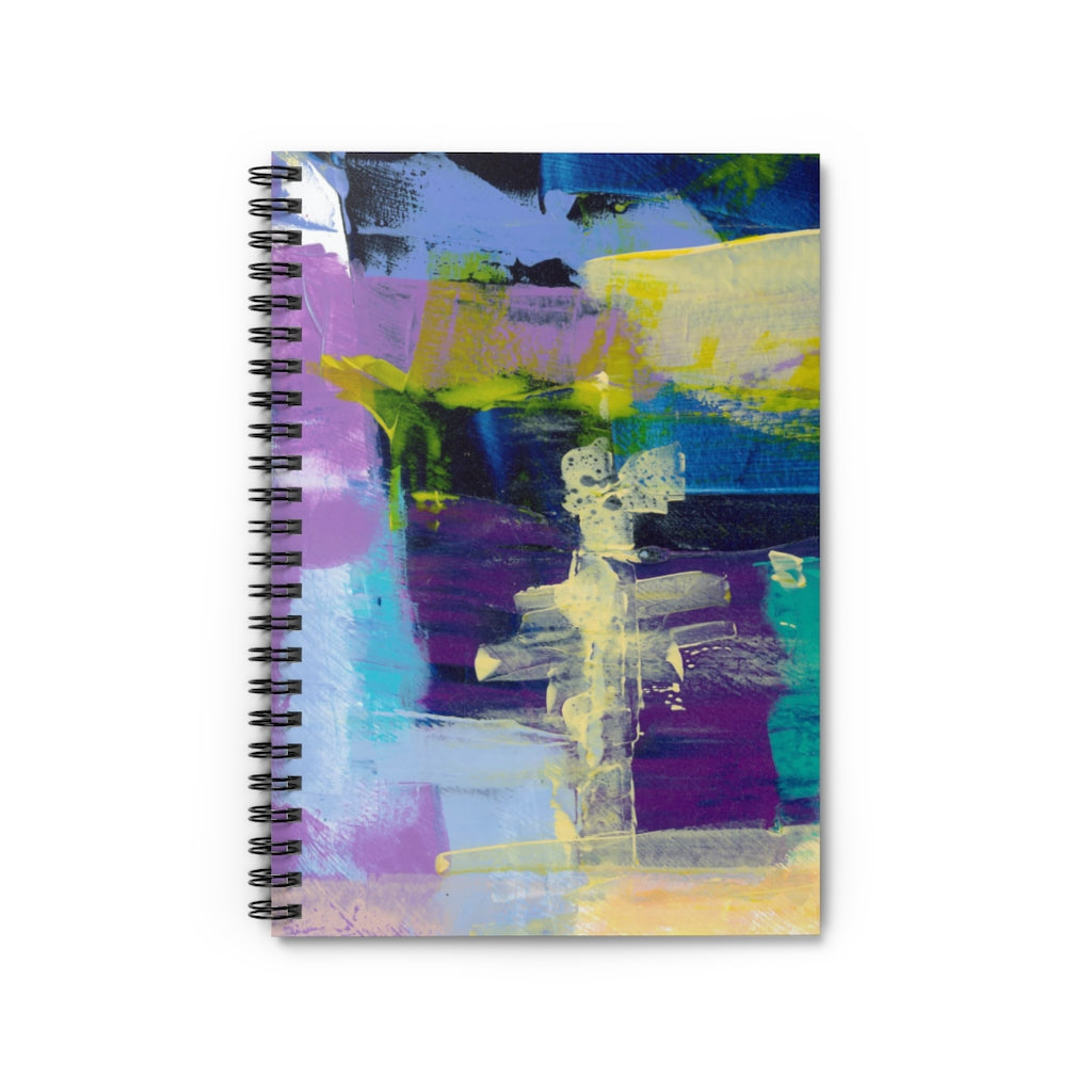 Meet a French Cowboy - Spiral Notebook