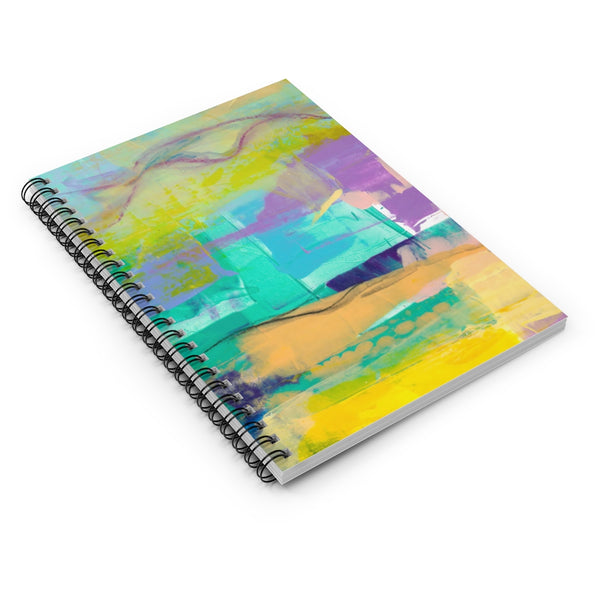 Lavender of Provence - Spiral Notebook