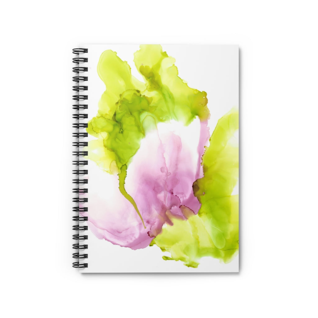 Flower - Spiral Notebook
