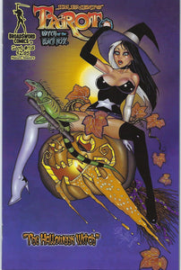 TAROT WITCH OF THE BLACK ROSE # 118 LIMITED TO 350 DELUXE LITHO EDITION NM