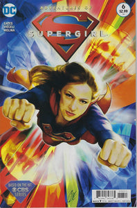 Adventures of Supergirl # 6 !!!  VF/NM