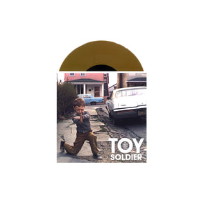 Toy Soldier/The Freaks Gold Vinyl 7""