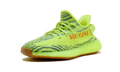 "ZK PREMIUM  Yeezy Boost 350 V2 ""Semi Frozen"" Kanye West Sneakers – B37572"
