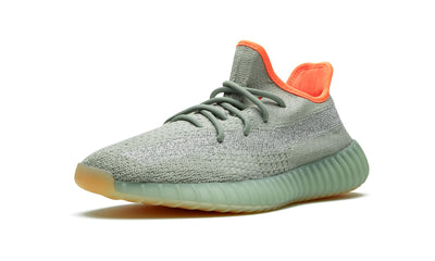 "ZK PREMIUM  Yeezy Boost 350 V2 ""Desert Sage"" Kanye West Sneakers – FX9035"