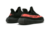 "ZK PREMIUM  Yeezy Boost 350 V2 ""Red"" Kanye West Sneakers – BY9612"