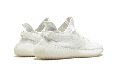 "ZK PREMIUM  Yeezy Boost 350 V2 ""Triple White"" Kanye West Sneakers – CP9366"