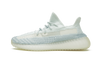 "ZK PREMIUM  Yeezy Boost 350 V2 ""Cloud White Reflective"" Kanye West Sneakers – FW5317"