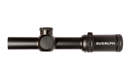 Rudolph AR 1-8x24mm AR1 FFP IR reticle