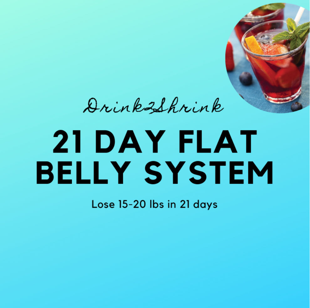 21 Day Flat Belly System